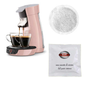 Cialda Senseo compatibile caffè lungo americano
