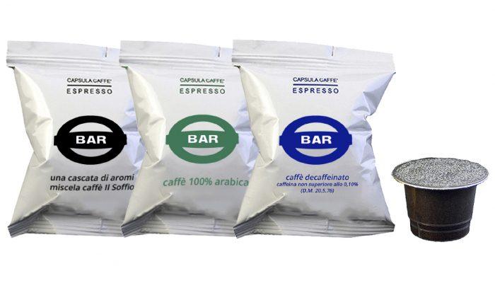 produzione capsule caffè espresso in conto terzi